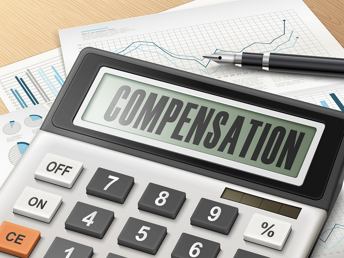 Calculator Compensation