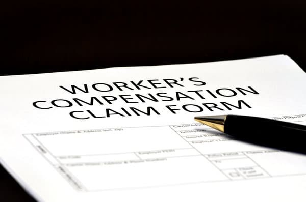 workers compensation claim forms